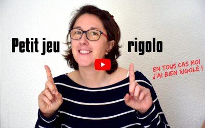 "Petit jeu rigolo, en mode ""innovation frugale"""