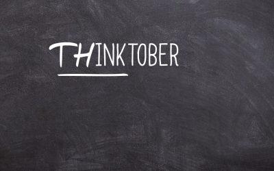 1 jour = 1 mot, pour expliquer le Design de Solution #thinktober